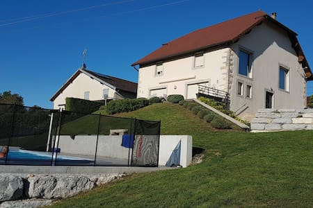 LA CASE A BALOO : maison de campagne toute rénovée