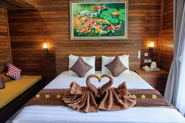 Superior Queen double bed # 1