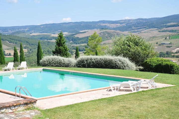 Rufeno - Vacation Rental in Orcia valley, Tuscany