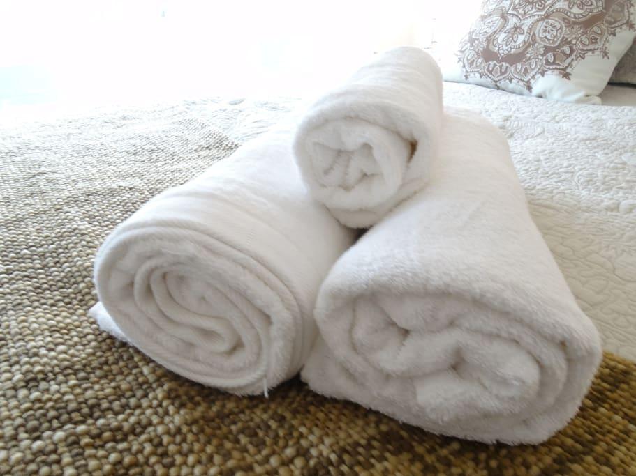 toallas 500 grs