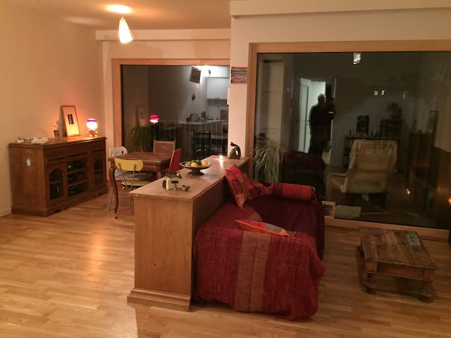 Beau, neuf et lumineux - Molenbeek-Saint-Jean - Wohnung
