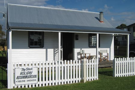 The Shack, Port Albert - Port Albert