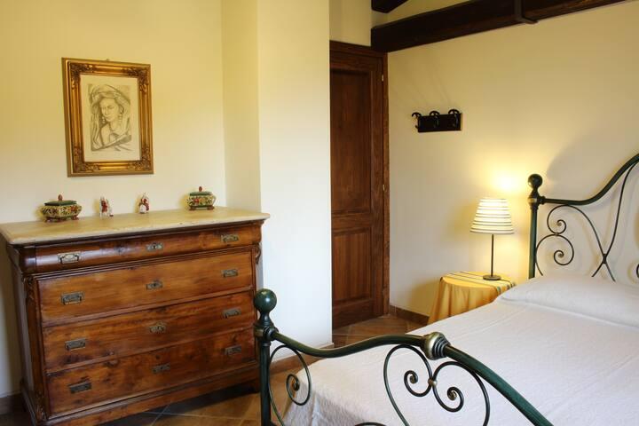 VILLA DI CASTELLO appartamento ASSISI