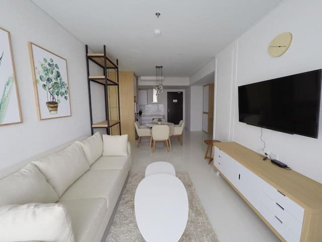 Charming 2-Bedroom Apartment in South Jakarta