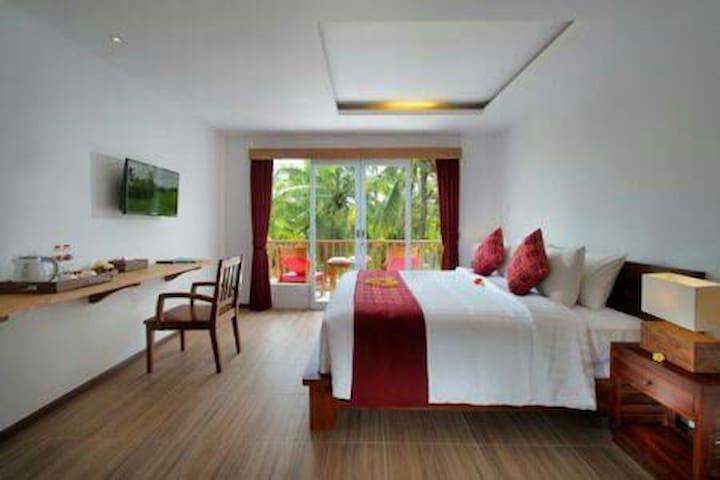 Ubud Room and Pool - Ubud