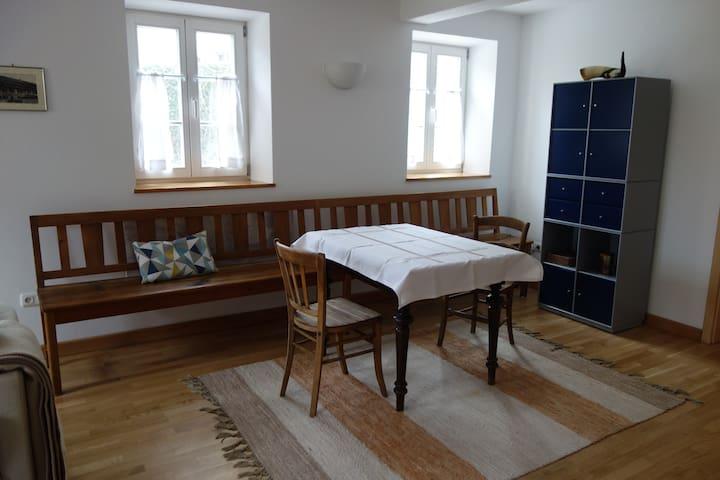 Sonnige Ferien in Frankens Mitte - Diespeck - Apartamento