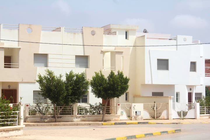 House with 3 bedrooms in Saïdia, with furnished garden