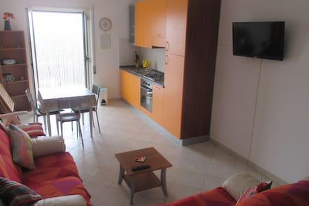 Calopezzati  2-Bedroom apartment on Ionian Coast.