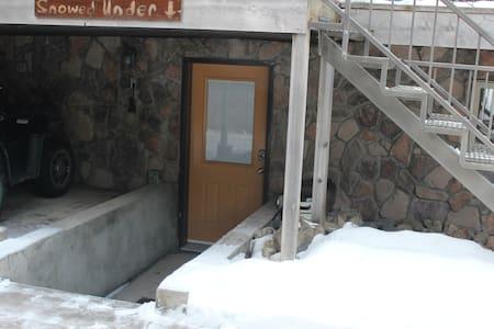 Snowed Under @ Castle Mountain Resort