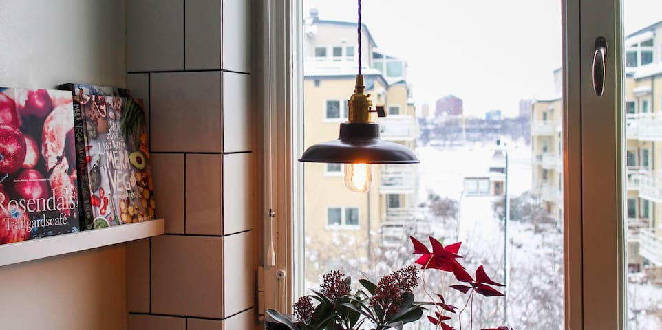 Charming apartment in great location of Gröndal