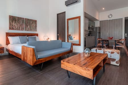 Luxury Studio Apartment in Santa Ana