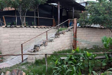 Casa hospedaje en el  Nuevo Tingo