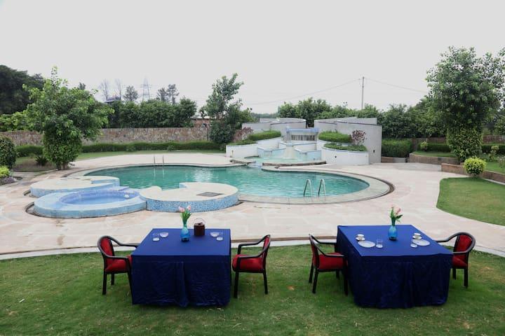 Mairaa Farms & Lawns - Nuova Delhi - Villa