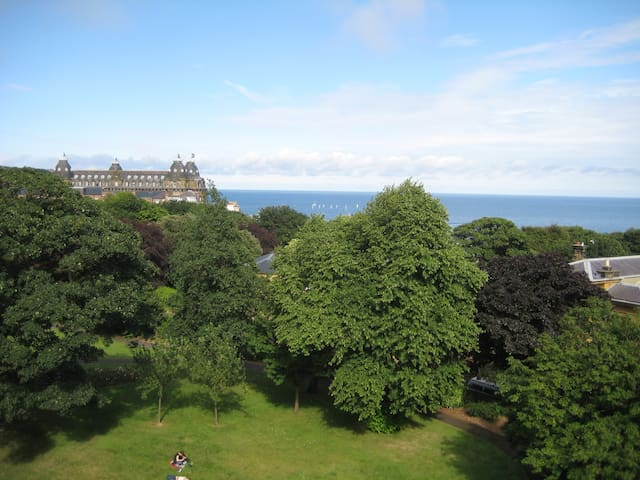Sea & Sky, a stylish seaside hideaway - Scarborough - Apartemen