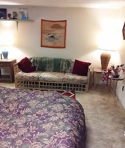 Cozy Quiet No Frills Lower Level of House - Mankato - Huis