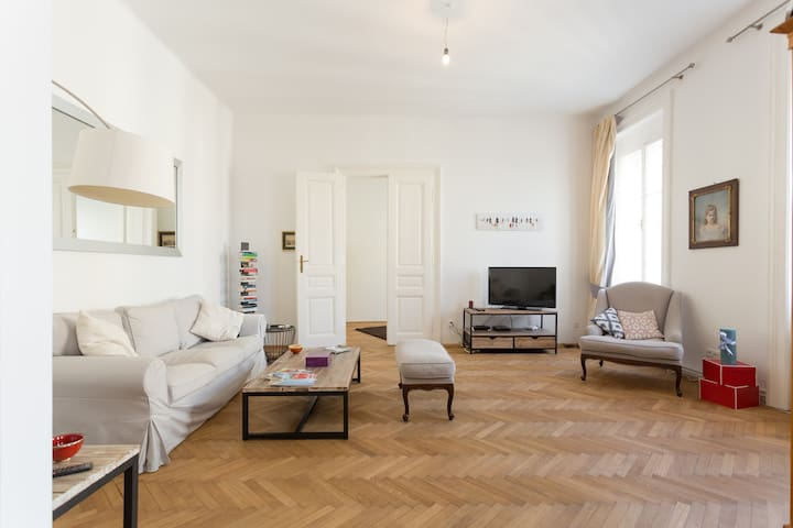 Great viennese centric 2bdr apartment