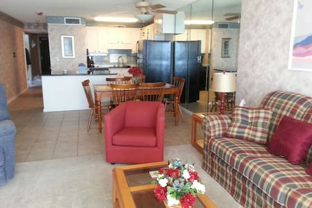 """Oceanfront  suite - """" Larger than most!"""" - Murrells Inlet"""