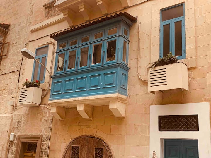 Maltese town house