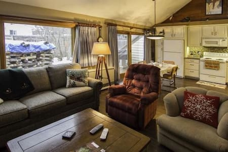 Private Room in Cozy, Modern Loon Mt Ski House! - Lincoln