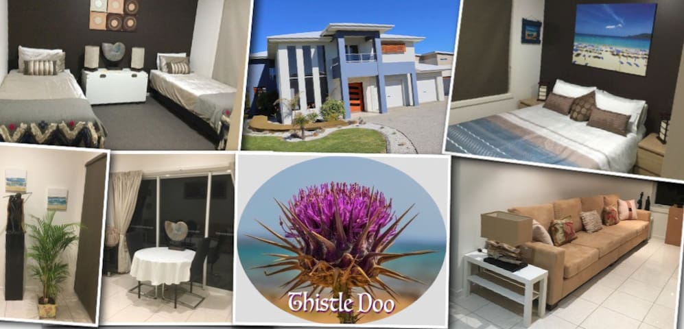 Thistle Doo - Accessible Self Contained Apartment
