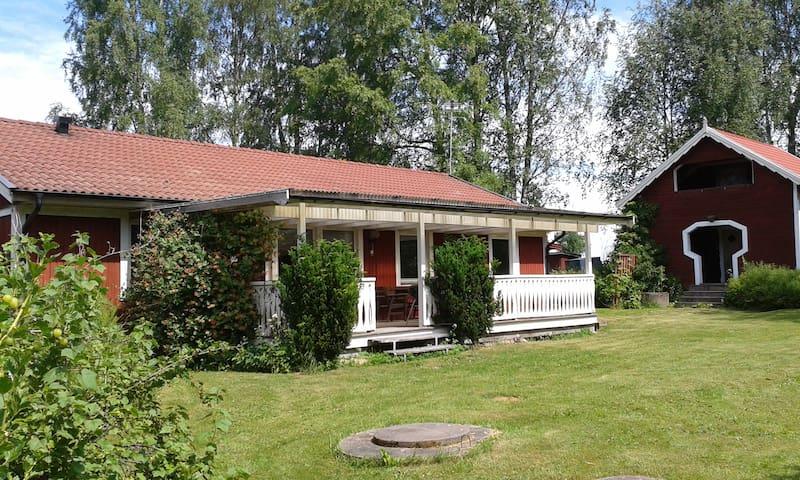 Sörgårdsvillan - Karlstad NO - Dom