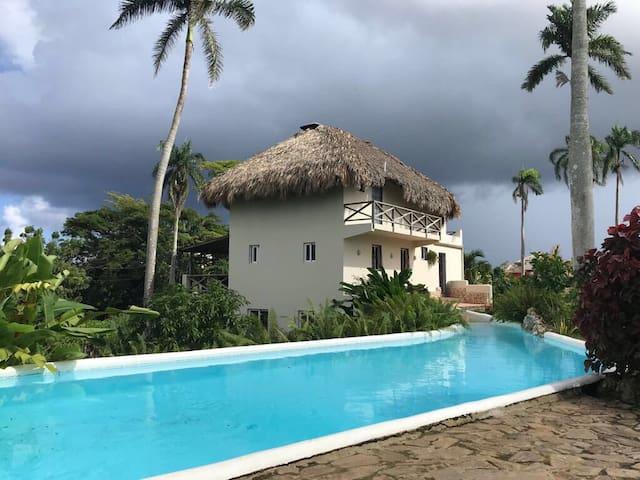 "Caribbean Villa ""M"" Cabrera, Dominican Republic"