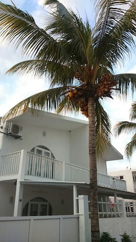 House to rent  in Maurituis at Grand-Baie the nord