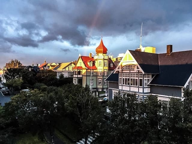 Luxury apartment, Prime location. - Reykjavik - Appartement