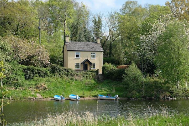 Belle Isle Estate - The Bridge House
