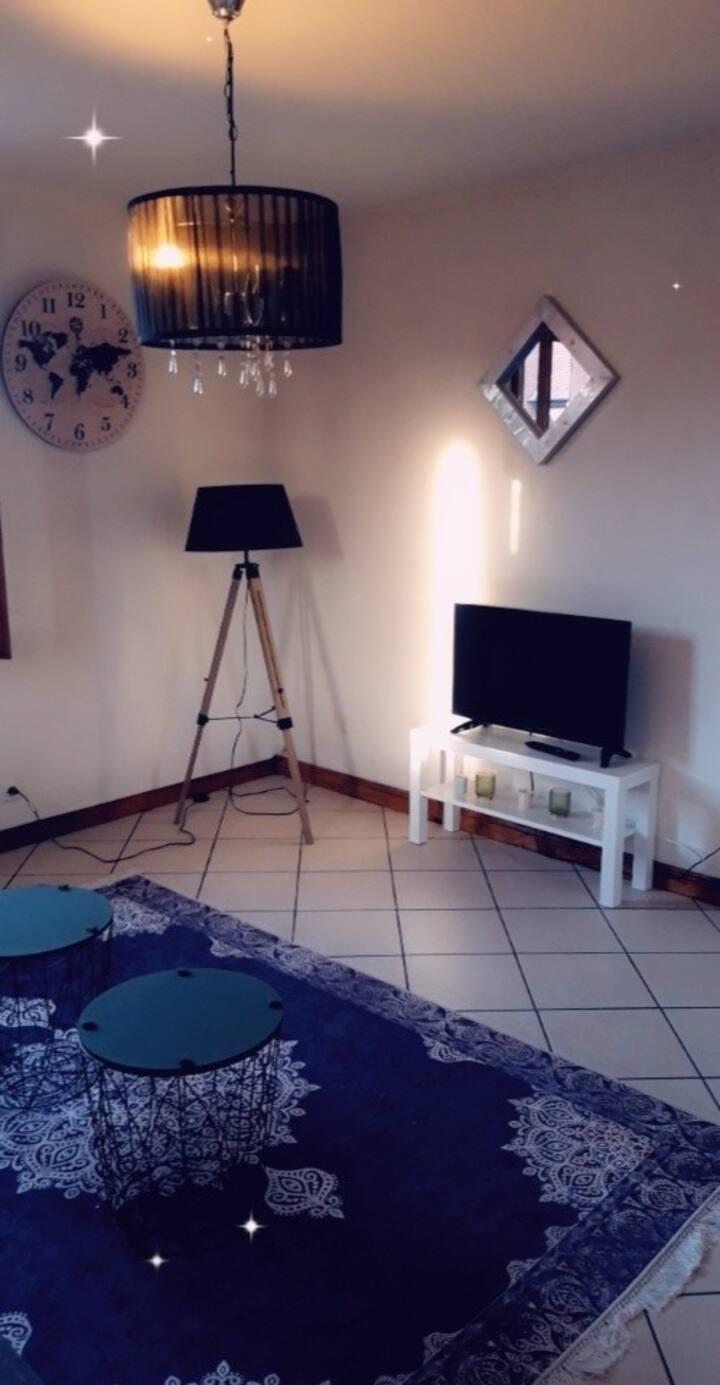 Bel et grand appartement F4 dans maison Strasbourg