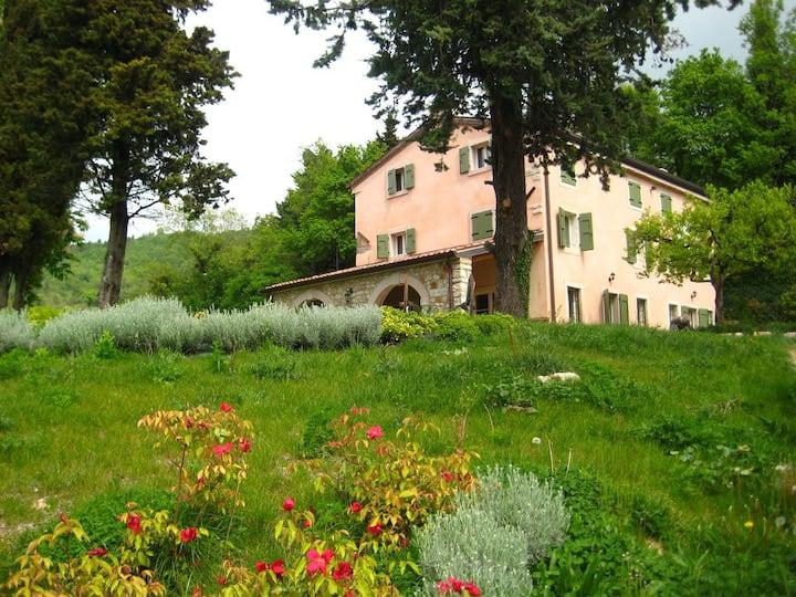 splendida villa sulle colline di Verona