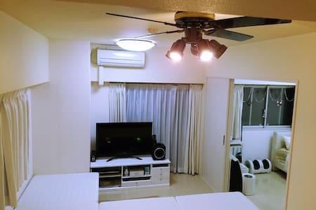 ★Ueno near Best location Wide room 4Stasion near★ - Taito