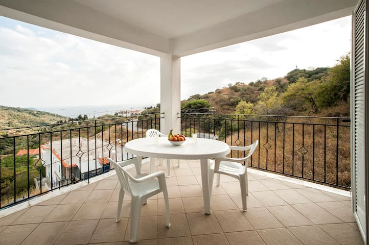 Apartment with sea view and 2 bedrooms-Roosevelt 2 - Sporades - Apartment