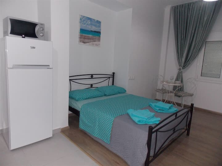 Apartment in the center of Athens.