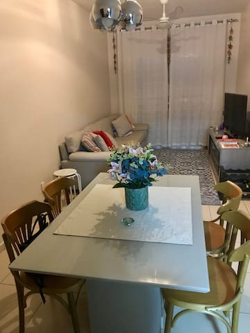 Lovely apartment in Cuiabá 70m2