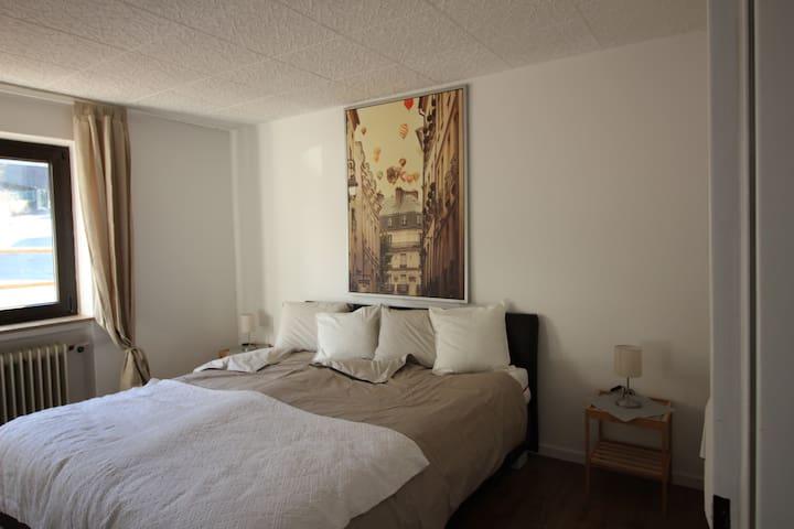 Moderne Wohnung in Daisendorf bei Meersburg - Daisendorf - Feriehus