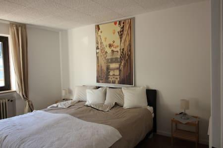 Moderne Wohnung in Daisendorf bei Meersburg - Daisendorf - Loma-asunto