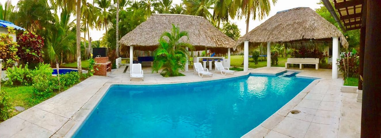 Casa de Descanso en la Playa - Puerto Viejo - วิลล่า
