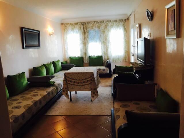 Bel appartement à Kabila Vista. - Tetouan - Wohnung