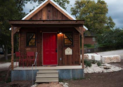 Peacock Cabins, Lakota Cabin - Dům