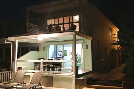 Contemporary 2BR Villa in Jolly Harbour - Jolly Harbour - วิลล่า
