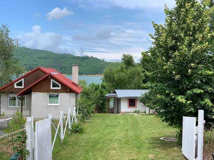 Lodge at Lake Surduc,Romania/Cabana Lacul Surduc