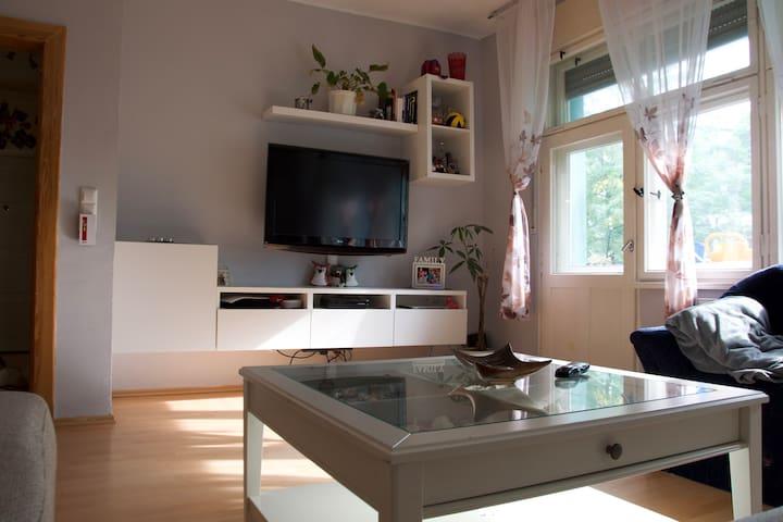 Ruhiges Zimmer in Prenzlauer Berg
