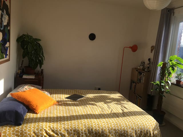 Large, Bright, Double room in London, Zone 2/3