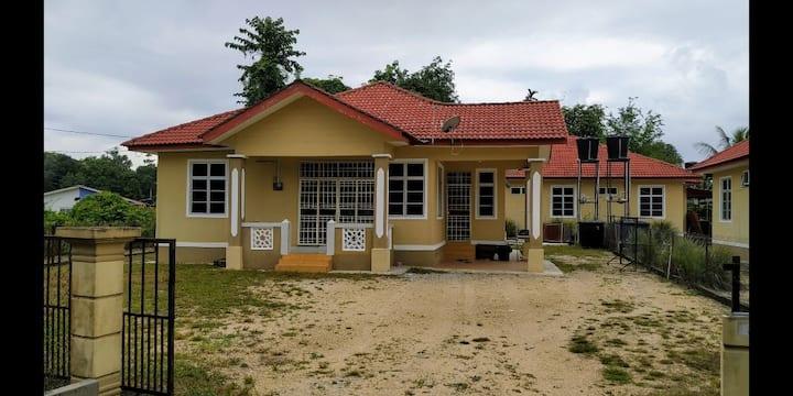 Homestay Bunglow Pasir Mas Kelantan