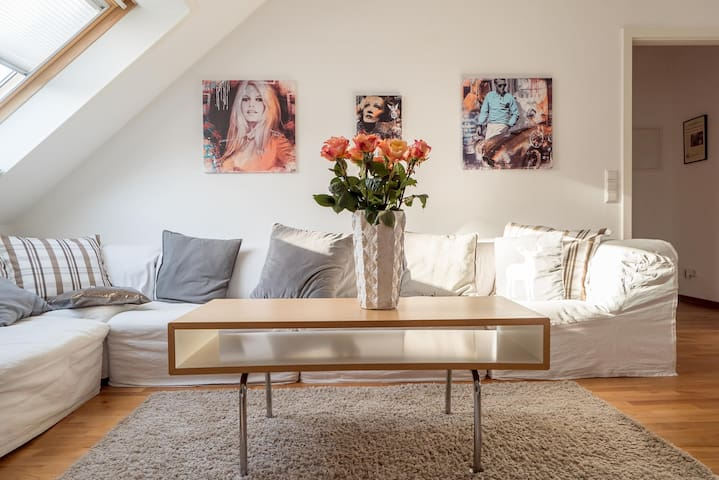 Schönstes Appartement zur Unterkunft - Hamburgo - Apto. en complejo residencial