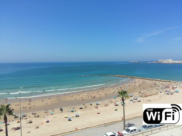 Cádiz Experience Frontal Playa Sta - Cádiz