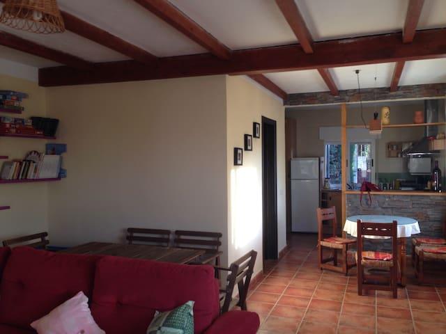 Casa de campo con gran parcela - Alhendín - Rumah