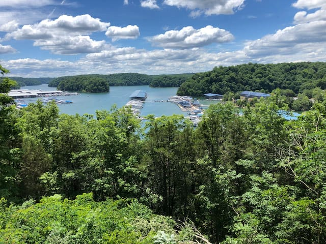 *New Listing* Lake House w/ A View | Jamestown, KY