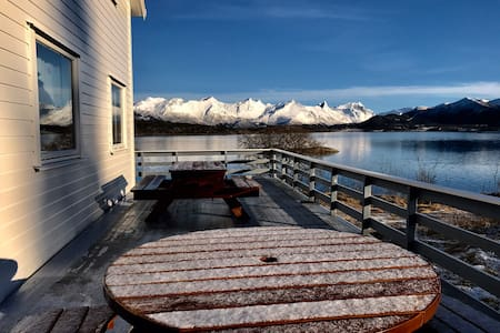 Your winter camp - home @Nordland Agskarget Norway